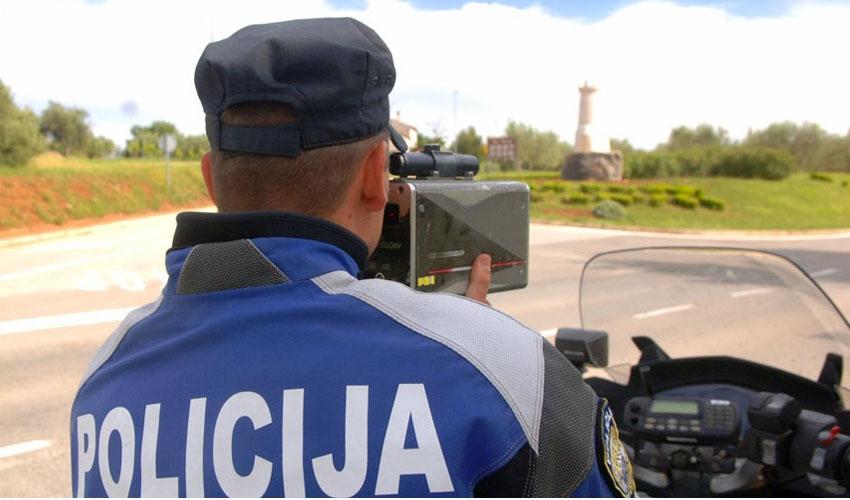 ZAGREB: Građani predlažu lokacije za nadzor brzine