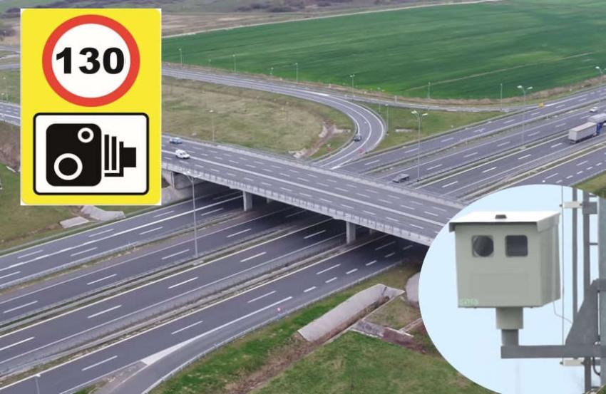 Uvođenje sustava za nadzor brzine na autocestama