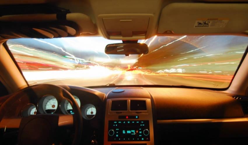 Kako odrediti brzinu vožnje?