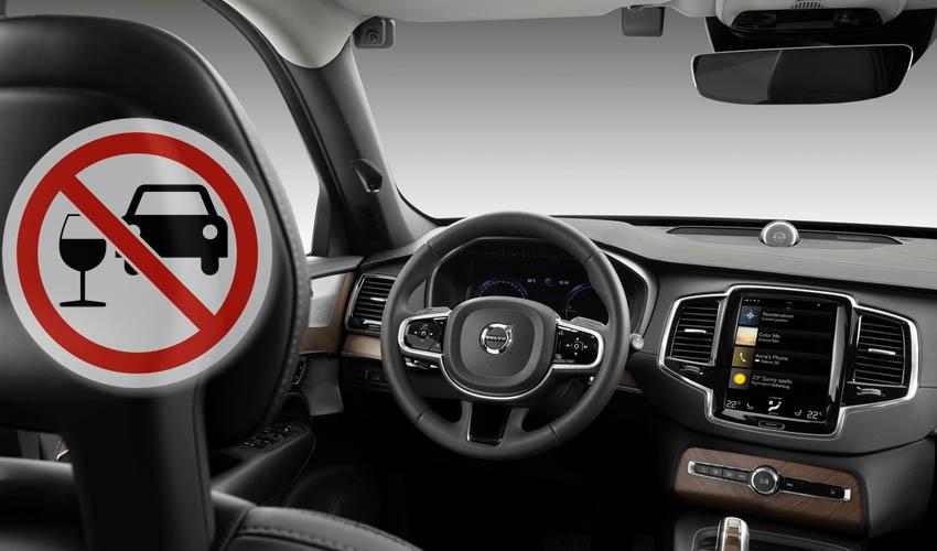 VOLVO: Pijanom vozaču ograničit brzinu