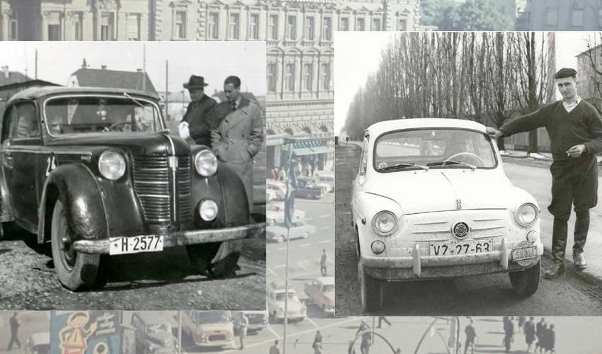 Kada su gradovi postali nositelji registracije vozila?