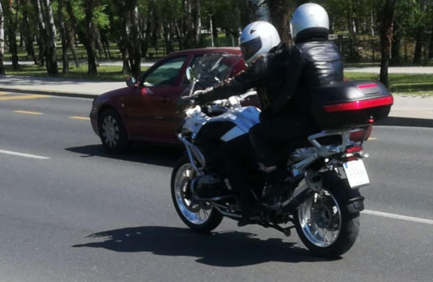 Savjeti motociklistima i vozačima automobila