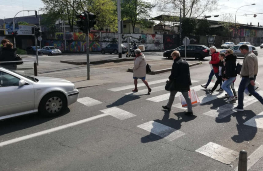 ZAGREB: Rezultati akcije Zaštita pješaka