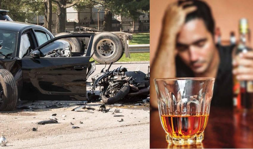 Alkohol za upravljačem - formula za smrt